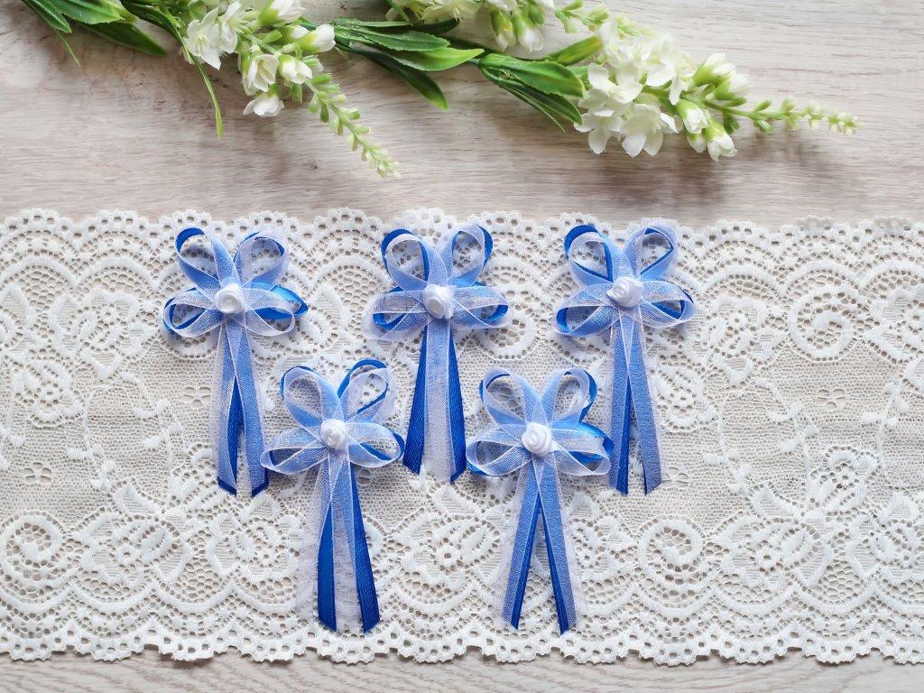 Vývazek ROYAL BLUE LILIAN