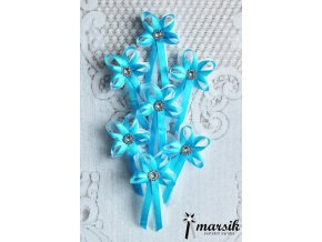 Vývazek BLUE CLAIRE